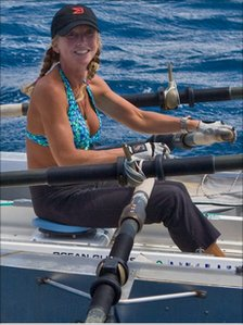 Roz Savage, Ocean Rower & Environmental Campaigner