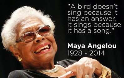 Maya Angelou Tells How Facing Death Gave Her Life