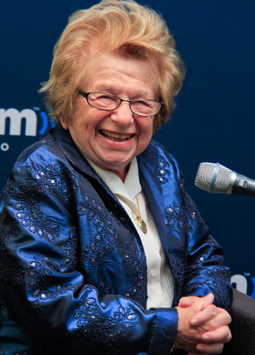I Rang in the New Year with Dr. Ruth